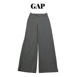 EUC Gap Gray Stretch Dress Trousers, Size 2